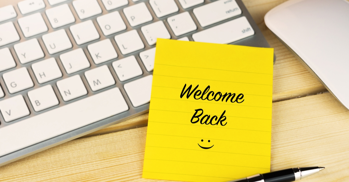 How your intranet can support your return to work
