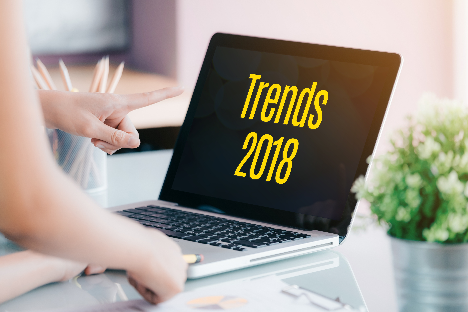 Intranet design trends 2018